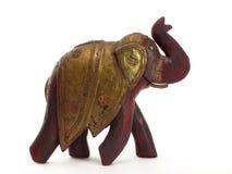Dekorativer Elefant Lizenzfreie Stockfotos