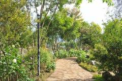 Dekorativer Garten Lizenzfreie Stockbilder