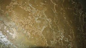 Dekorativer Gips venetianisch auf der Wand stockfotografie