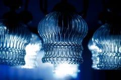 Dekorativer Glasglanz Bewirken Sie seitlichen 50mm Nikkor Unschärfefarbe Lizenzfreie Stockfotografie