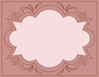 Dekorativer Hintergrund Stockbild