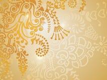 Dekorativer Hintergrund Lizenzfreies Stockfoto