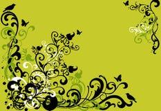 Dekorativer Hintergrund Lizenzfreie Stockbilder