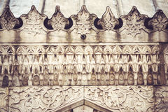 Dekorativer islamischer Art Texture Background Lizenzfreie Stockbilder