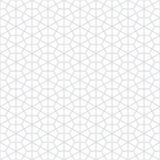 Dekorativer nahtloser geometrischer Muster-Hintergrund Stockfotos