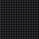 Dekorativer nahtloser geometrischer Muster-mit Blumenhintergrund Stockbild