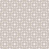 Dekorativer nahtloser geometrischer Vektor-Muster-Hintergrund Lizenzfreies Stockfoto