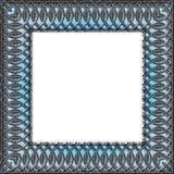 Dekorativer Rahmen für Text oder Foto Stockfoto