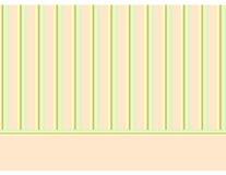 Dekorativer Schätzchenhintergrund mit Streifen Lizenzfreie Stockfotos