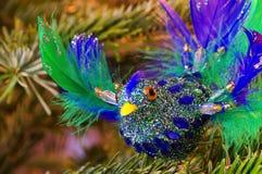 Dekorativer Vogel Lizenzfreies Stockbild