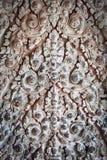Dekorativer Wandhintergrund stockbilder