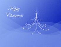 Dekorativer Weihnachtshintergrund Lizenzfreies Stockfoto