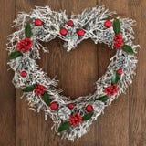 Dekorativer Wreath Stockbild