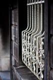 Dekorativer Zaun Lizenzfreie Stockbilder