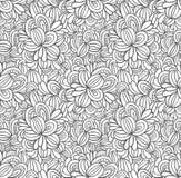 Dekoratives abstraktes Muster Stockbilder