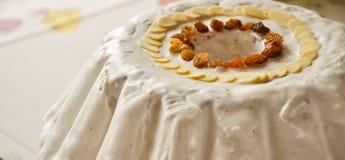 Dekoratives Brot der Tradition Stockfoto