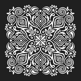 Dekoratives Element für Design Abstraktes Element für Auslegung Lizenzfreie Stockfotos