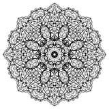 Dekoratives Element für Design Dekorative Elemente der Weinlese Lizenzfreies Stockbild