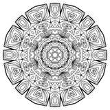 Dekoratives Element für Design Dekorative Elemente der Weinlese Stockbild