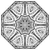 Dekoratives Element für Design Dekorative Elemente der Weinlese Stockfotografie