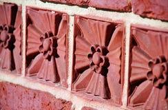 Dekoratives Fliese-Detail Lizenzfreies Stockbild