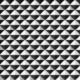 Dekoratives geometrisches Muster - nahtlos Stockfotografie