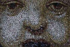 Dekoratives Mosaik Lizenzfreies Stockfoto