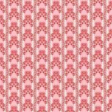 Dekoratives nahtloses Muster Lizenzfreies Stockbild