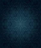 Dekoratives nahtloses Muster Stockfoto