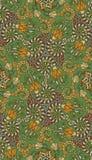 Dekoratives nahtloses Muster EPS-8 Lizenzfreies Stockbild