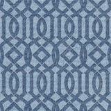 Dekoratives orientalisches Muster - Innenarchitekturtapete Lizenzfreies Stockfoto