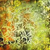 Dekoratives Papier der Weinlese Stockfotos