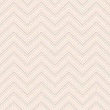 Dekoratives punktiertes Muster - nahtlos Stockbild
