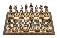 Dekoratives Schach Lizenzfreies Stockbild