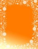 Dekoratives Weihnachtsfeld Lizenzfreies Stockfoto