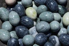 dekorativt ägg arkivfoto