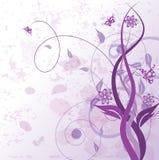 dekorativt blom- vektor illustrationer