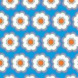 dekorativt blom- för bakgrund Royaltyfri Fotografi