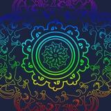 dekorativt designelement vektor illustrationer