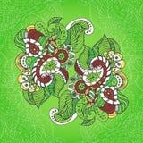 dekorativt element Royaltyfri Fotografi
