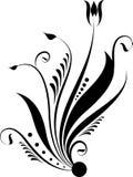 dekorativt element royaltyfri illustrationer
