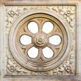 Dekorativt element av en domkyrka royaltyfri fotografi