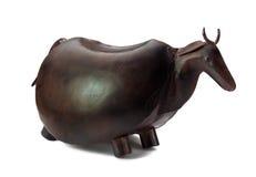 Dekorativt metalldäggdjur Fotografering för Bildbyråer
