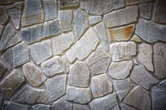 Dekorativt murverk Bakgrund för tegelsten för stenvägg Arkivbilder