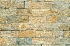 Dekorativt murverk som garnering av byggnadsfasaden Arkivfoton