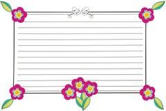 dekorativt papper Arkivbild