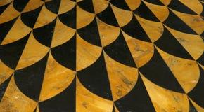 dekorativt slottgolv Royaltyfri Foto