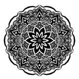 Dekorativt snöra åt mönstrar Royaltyfri Illustrationer