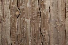 Dekorativt staket eller trästaket Arkivbilder
