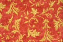 dekorativt tyg Royaltyfria Foton